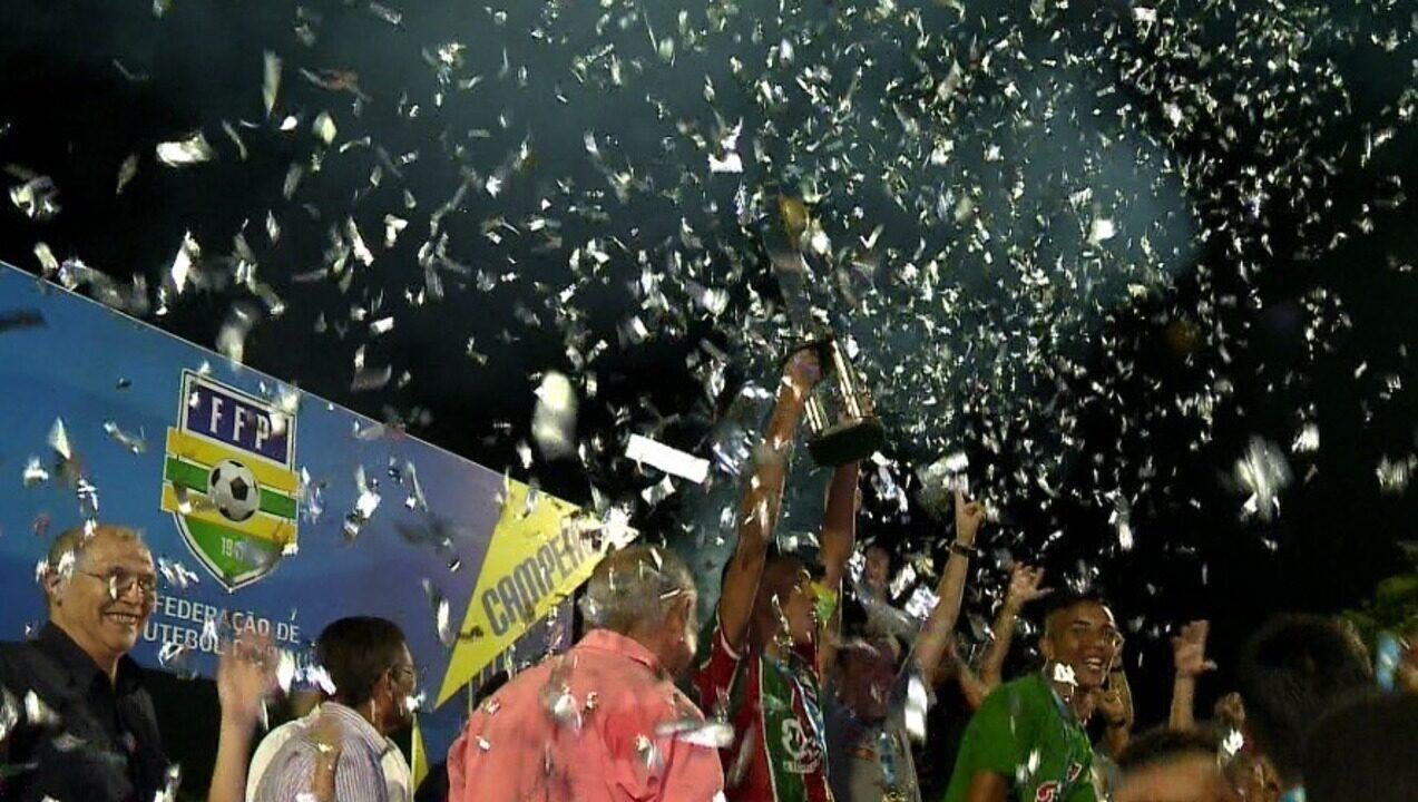 Fluminense vence River-PI e se consagra Campeão Piauiense Sub19 2019