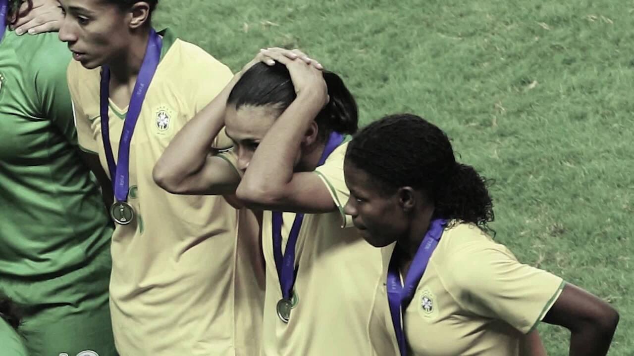 """Olympic Channel: Marta relembra vice em 2007 e fala em """"lutar pelo sonho"""" na França"""