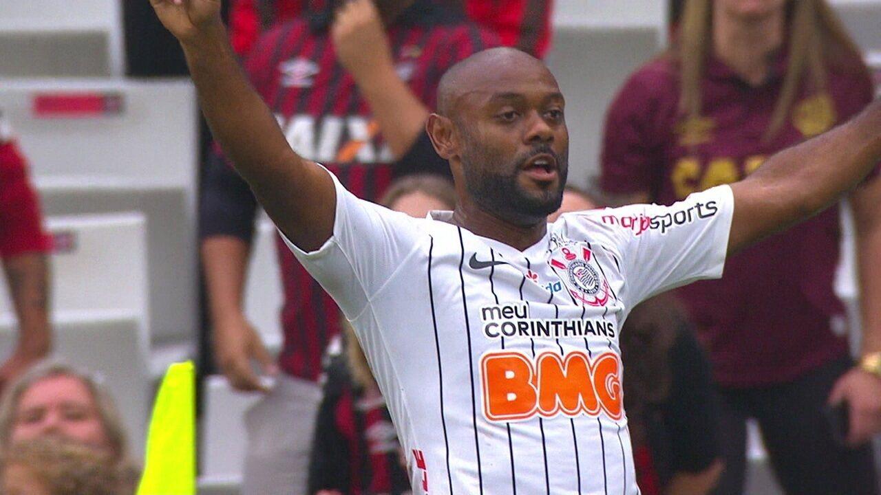 Melhores momentos de Athletico-PR 0 x 2 Corinthians pela 5ª rodada do Brasileirão