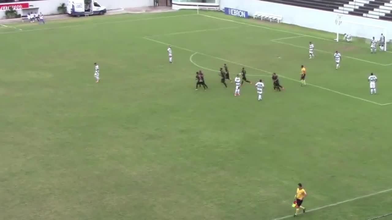 Os gols de Central-PE 2 x 0 Altos pela terceira rodada da Série D do Brasileiro
