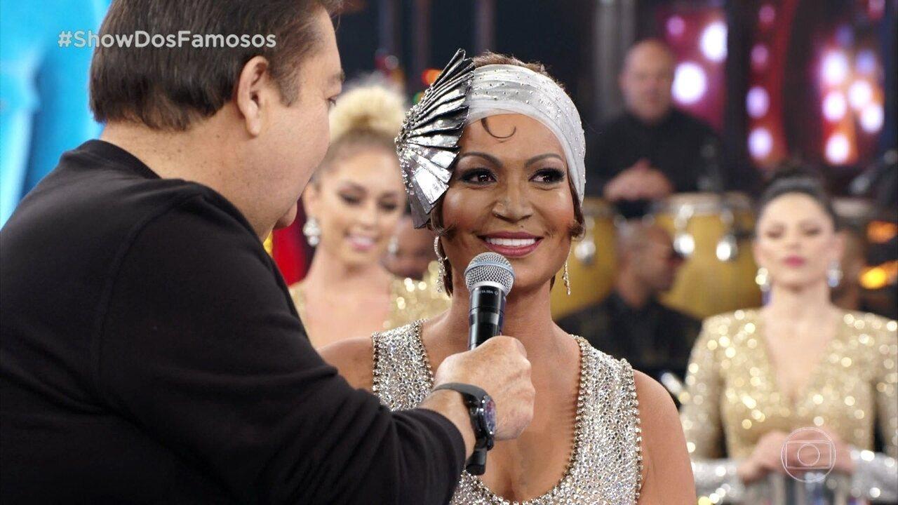 Solange Almeida é aplaudida de pé e recebe ótima avaliação