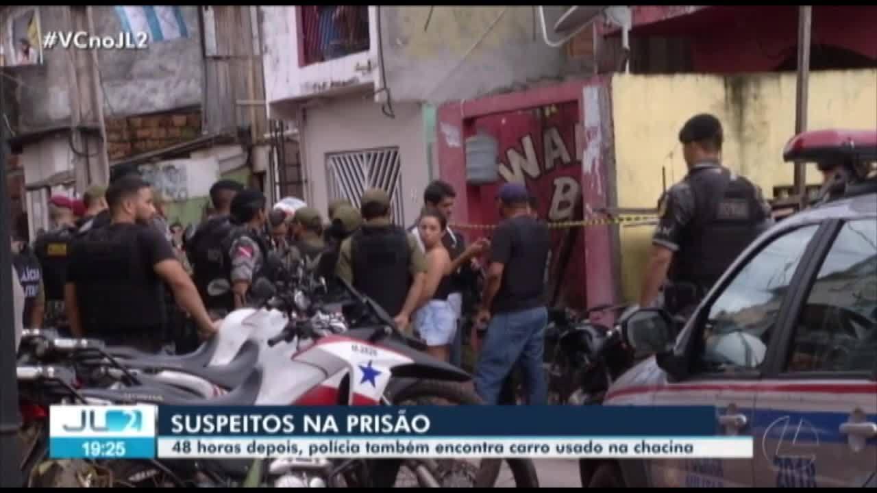 Policia prende homens que teriam envolvimento com a Chacina do Guamá, em Belém