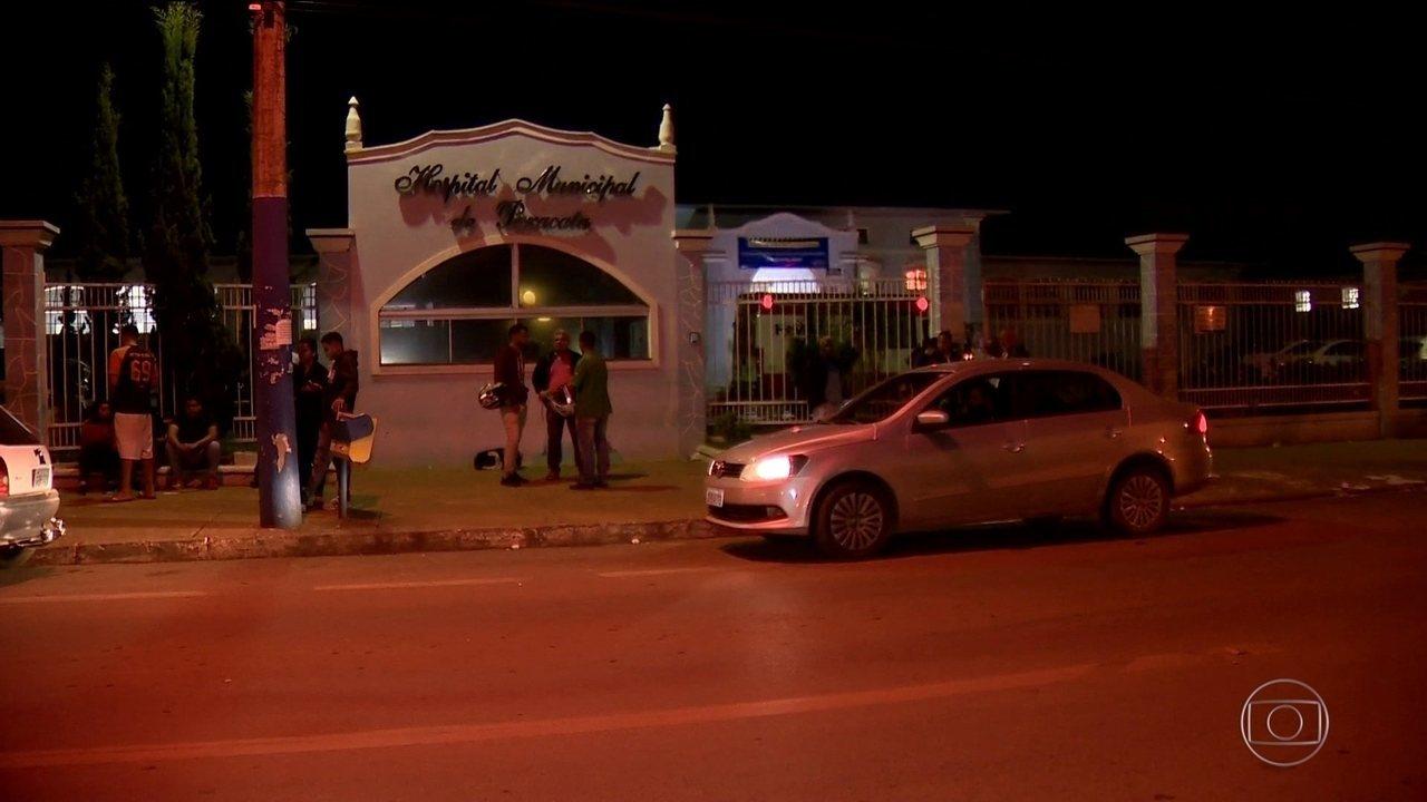 Homem esfaqueia a ex, invade igreja e mata mais três fiéis em Paracatu, MG