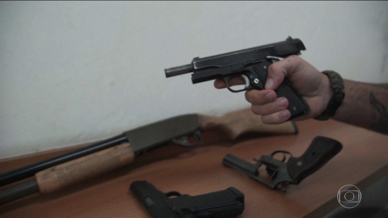 Governo recua no decreto que amplia a posse de armas