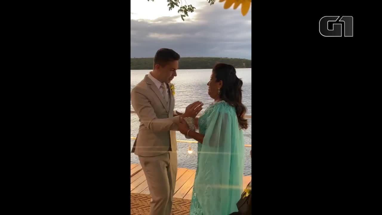 Carlinhos Maia e Lucas Guimarães se casam em Alagoas