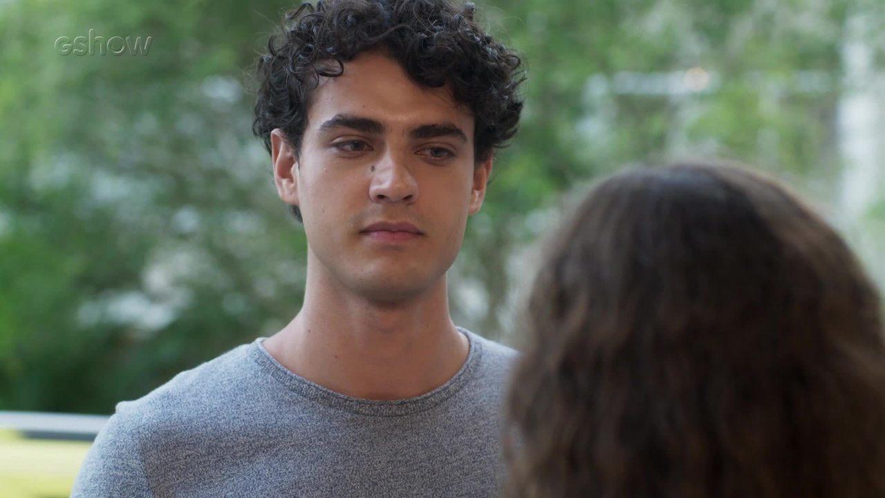 24/5 - Teaser 'Malhação - Toda Forma de Amar': Rita confidencia a Guga que Filipe a beijou