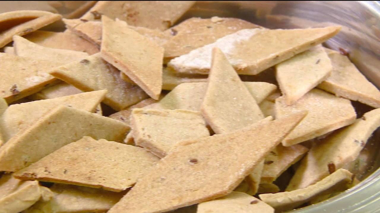 Pesquisadores criam combinação de arroz com feijão em forma de biscoito