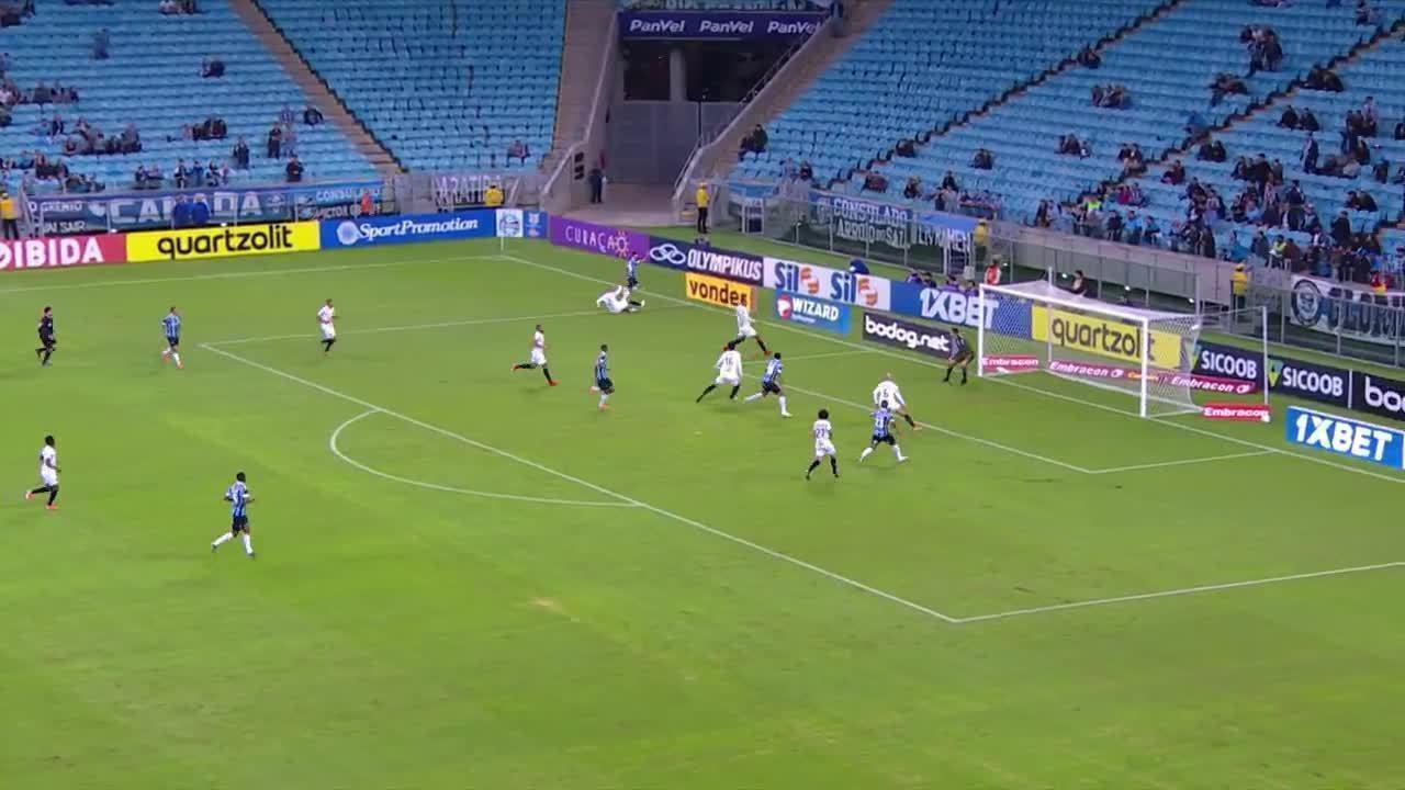 Melhores momentos de Grêmio 1 x 0 Atlético-MG pela 6ª rodada do Campeonato Brasileiro