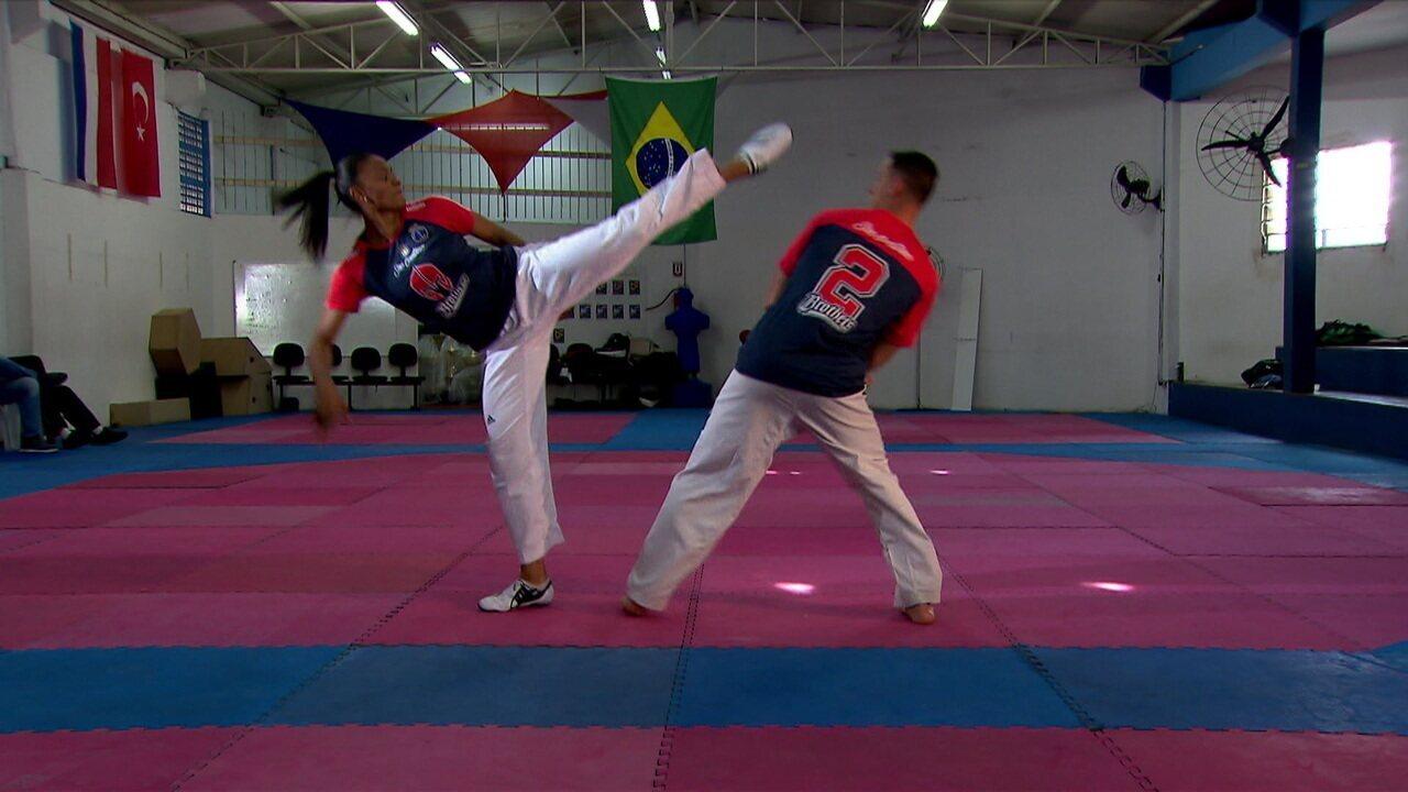 Bons resultados do Taekwondo do Brasil passam pela história de dois irmãos
