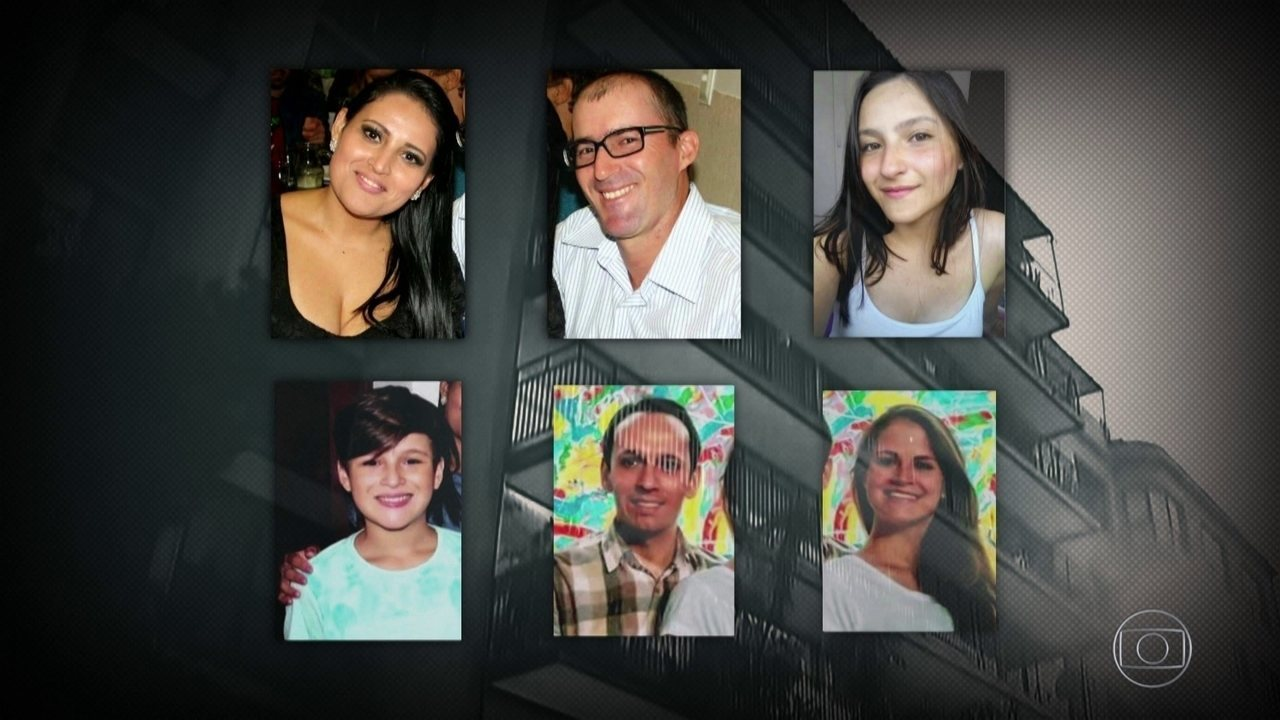 Fantástico mostra o que aconteceu no dia em que família brasileira morreu no Chile