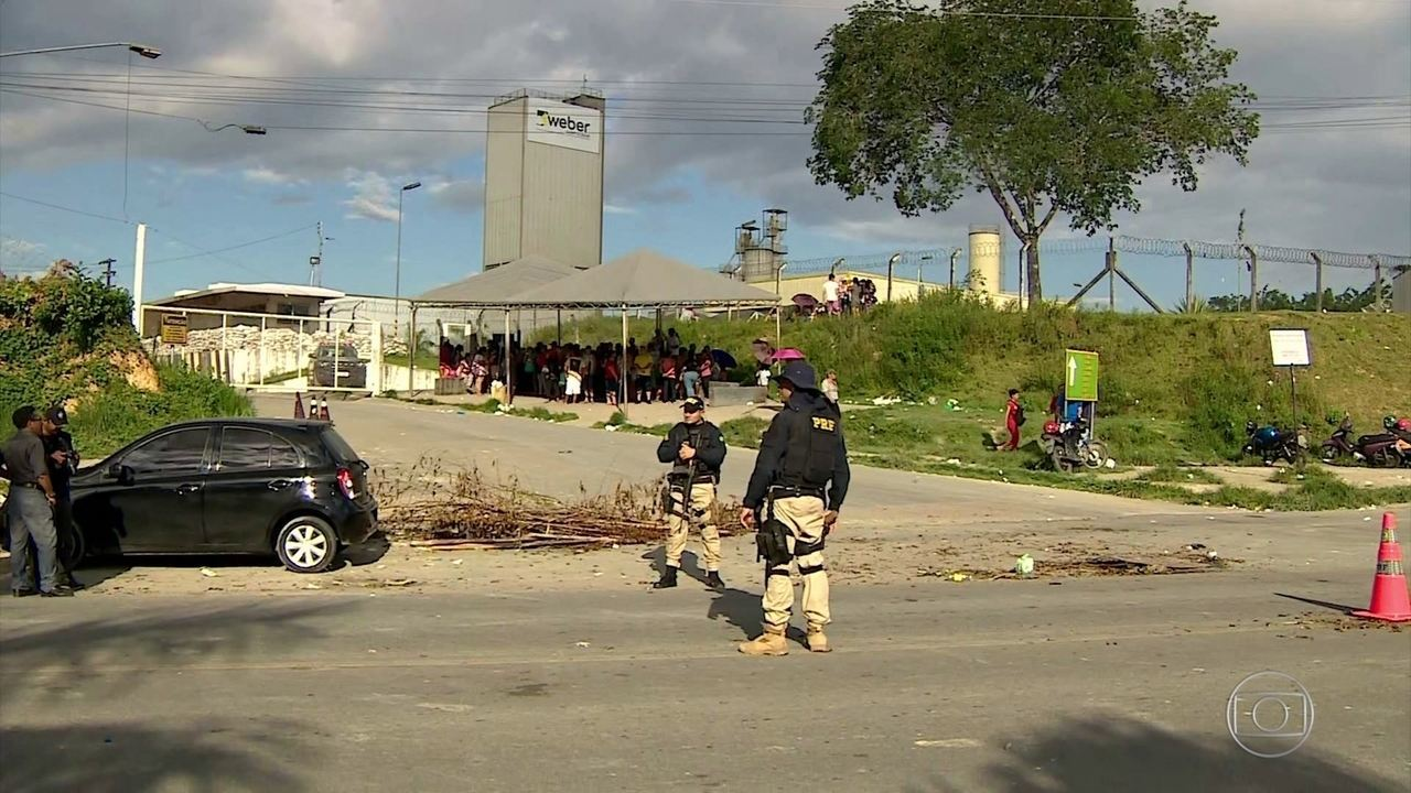 Conflito em presídio de Manaus deixa 15 mortos
