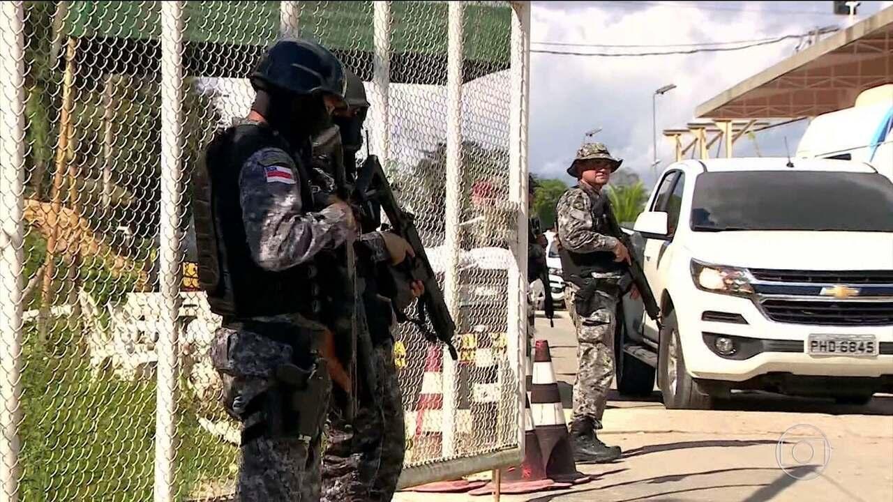 Quinze presos morrem em Manaus
