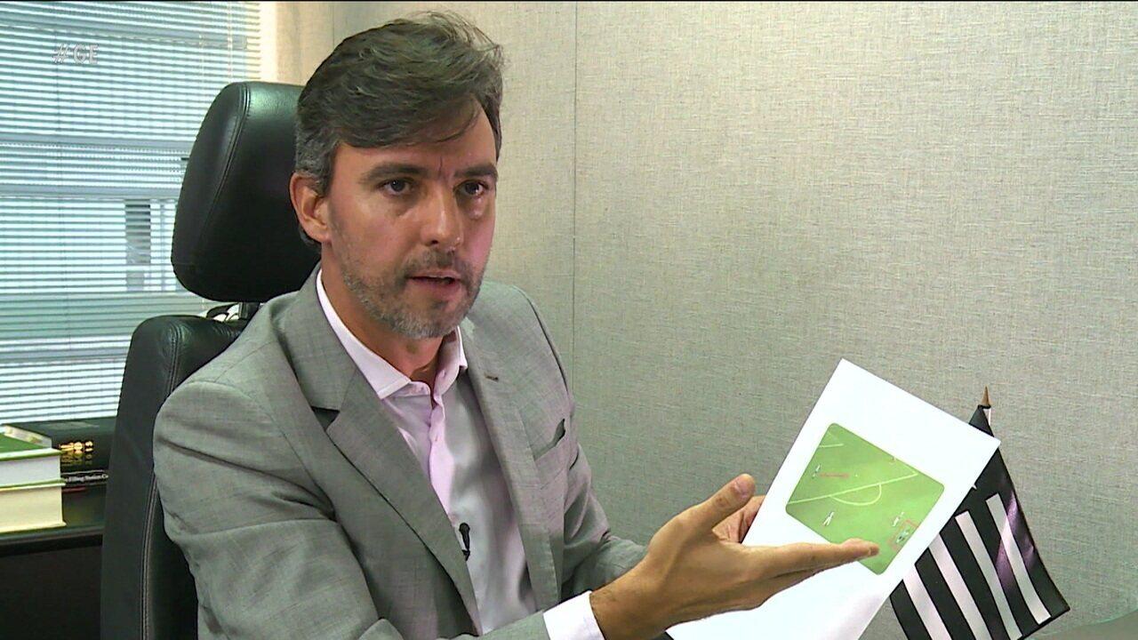 Botafogo alega uso Irregular do VAR em gol do Palmeiras e pede anulação da partida no STJD