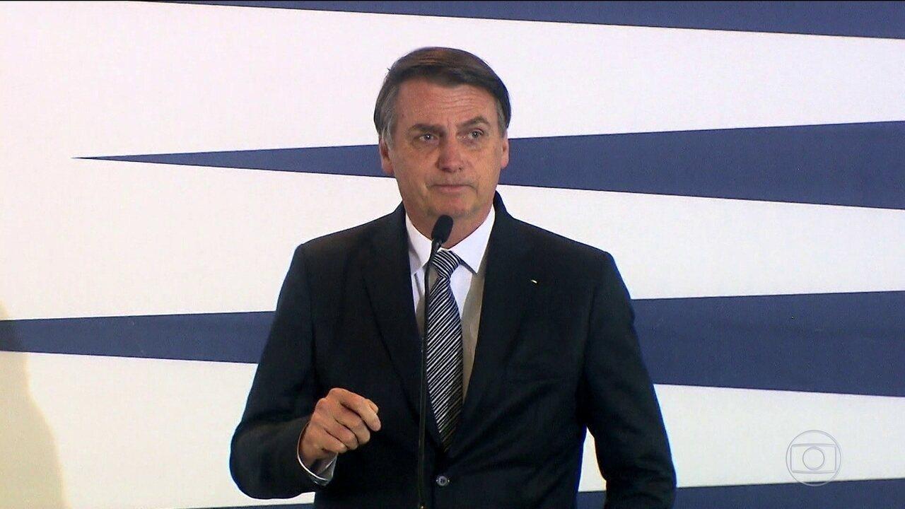 Bolsonaro reafirma intenção de ter uma Cancún brasileira e provoca reações