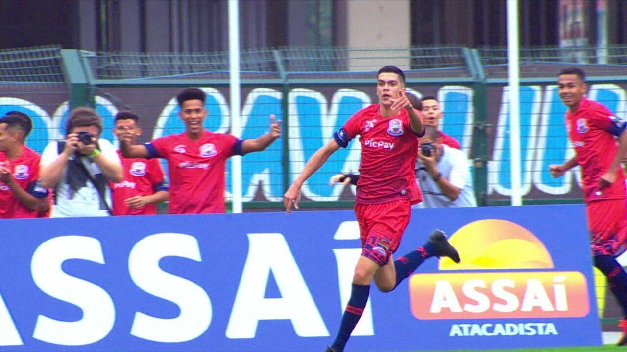 Os gols de Favela do 1010 2 x 3 Parque Santo Antônio pela final da Taça das Favelas