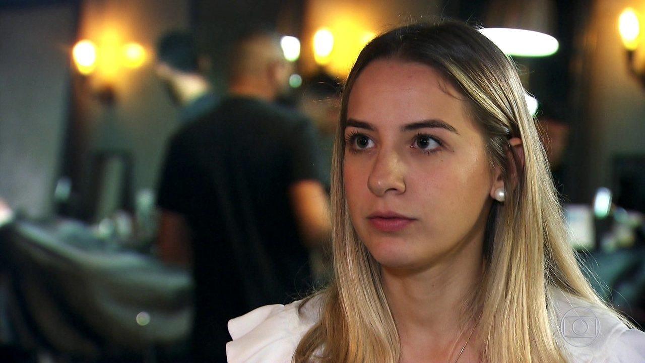 Noiva de Gabriel Diniz fala pela primeira vez desde a morte do cantor