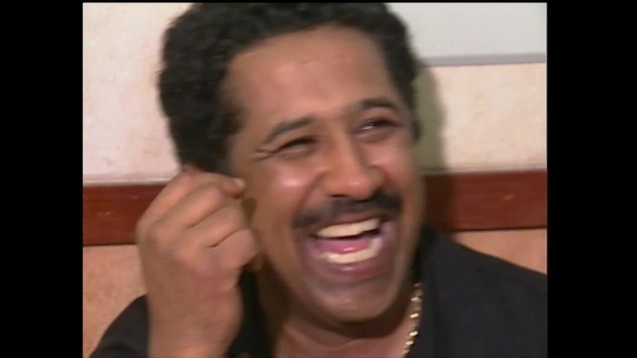 Reveja a participação de Khaled no Vídeo Show