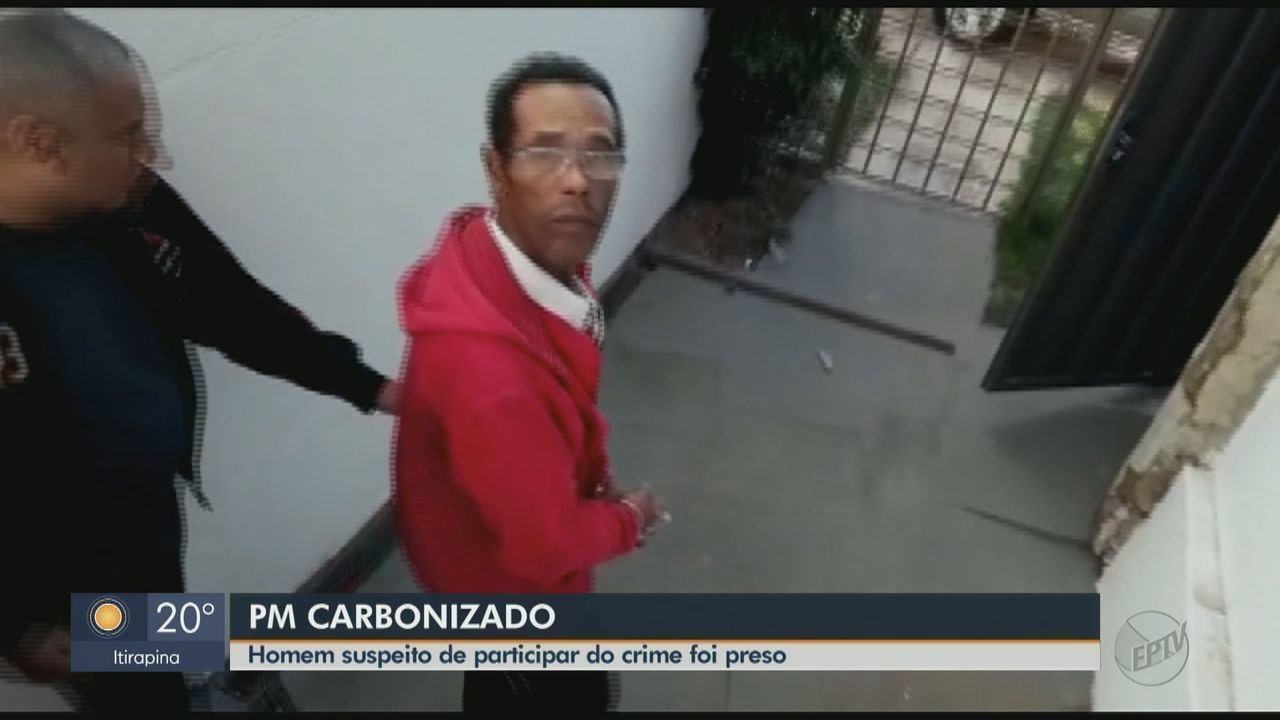 Pedreiro confessa participação no assassinato do PM de Araraquara