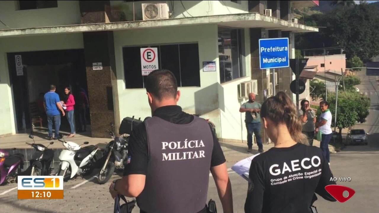 MP faz operações em Ecoporanga e São Gabriel da Palha, no ES