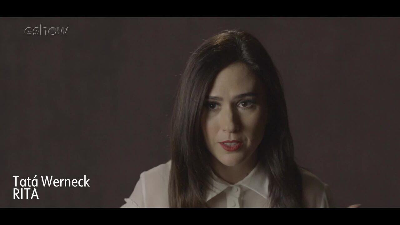 'Shippados': Entrevista com Tata Werneck