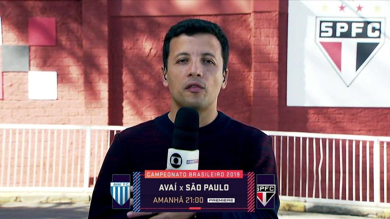 São Paulo vai atrás do argentino Juan Dinenno a pedido de Cuca
