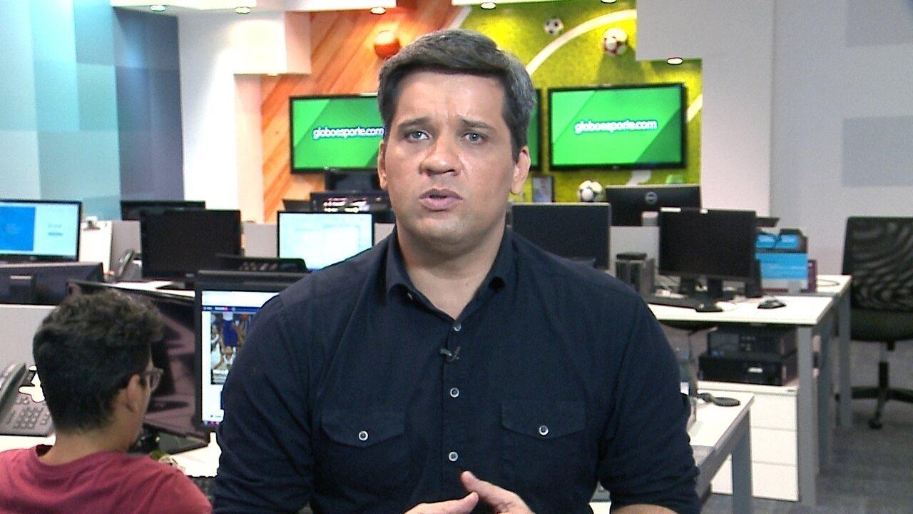 Cabral Neto analisa Sport x Vitória
