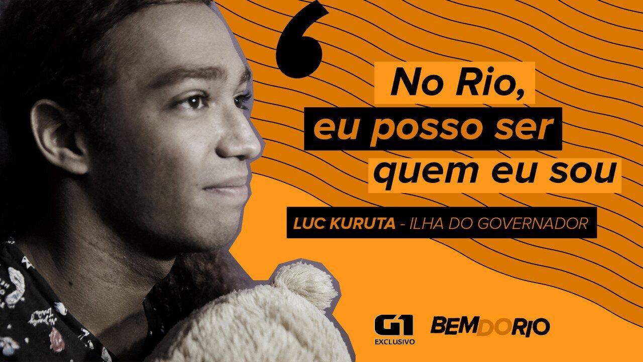 Bem do Rio: Luc é o primeiro estudante não-binário a ter o nome social reconhecido na UFRJ
