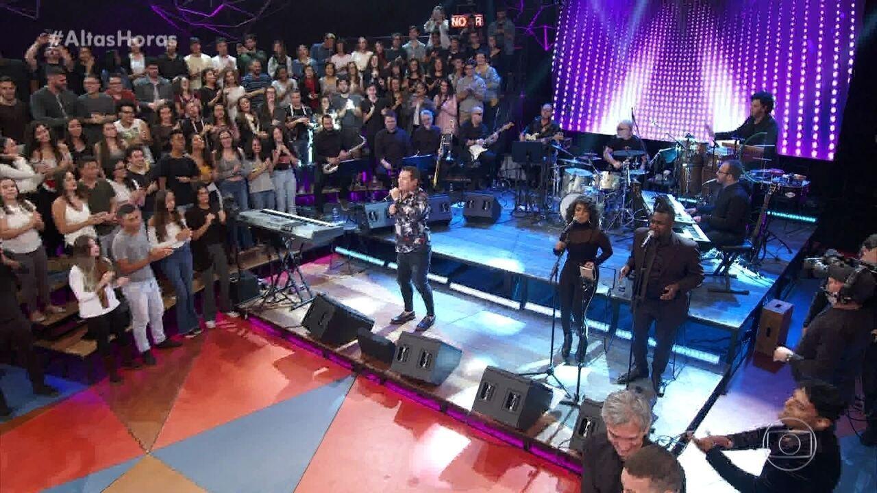 Beto Barbosa canta 'Adocica'