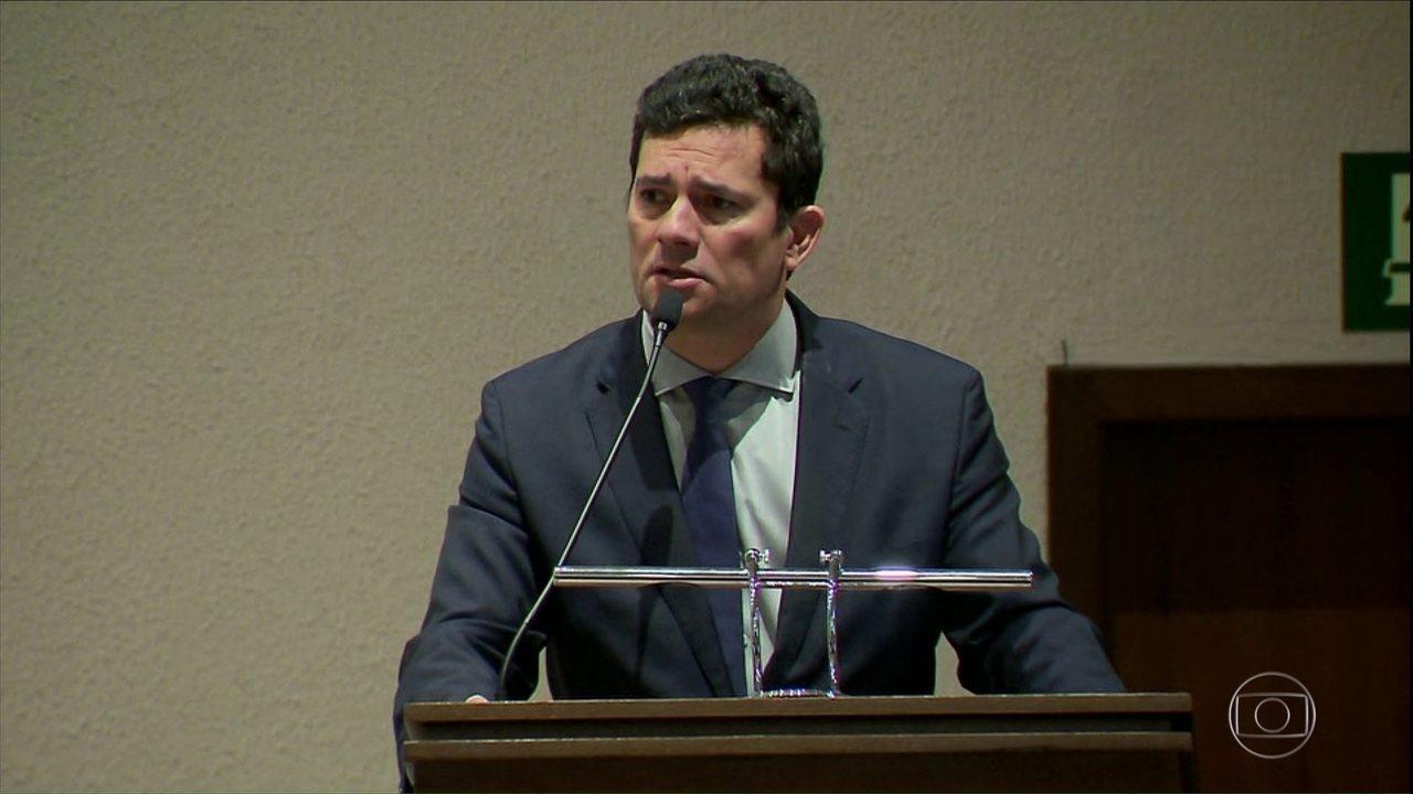 Site divulga trechos de mensagens atribuídas a procuradores da Lava Jato e a Sérgio Moro
