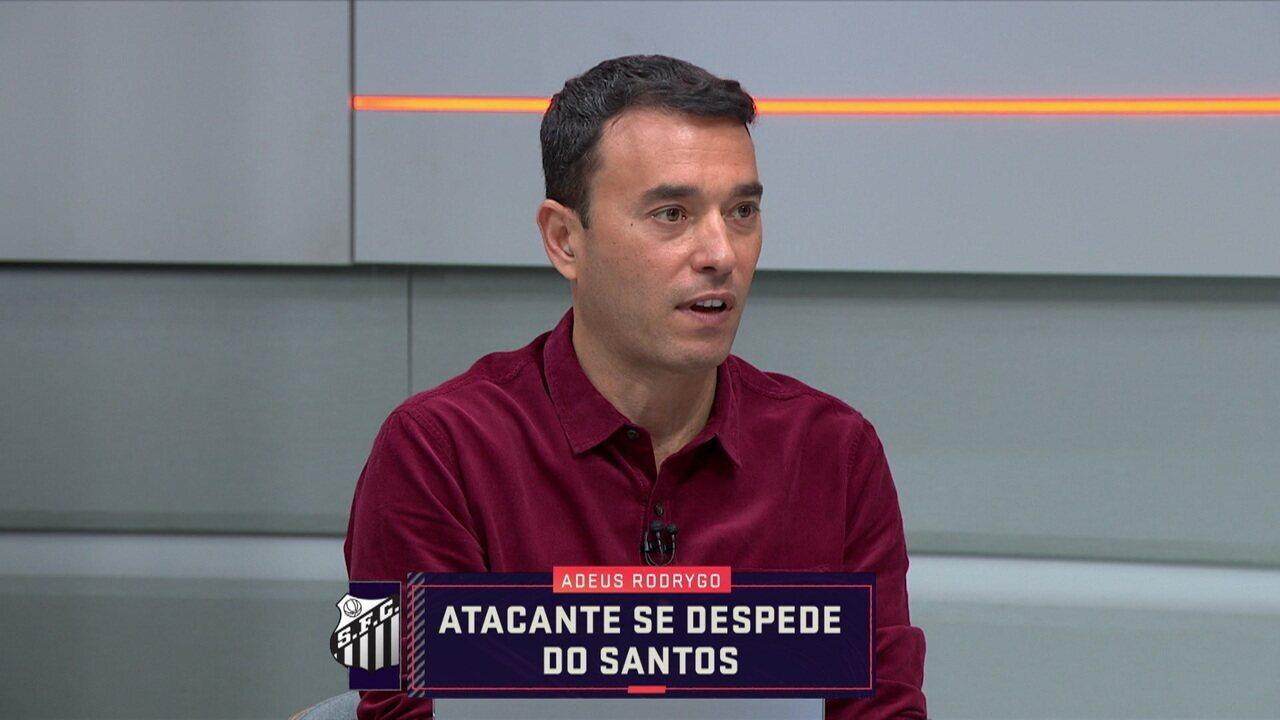 André Rizek diz que é humilhante os clubes venderem seus jogadores tão novos