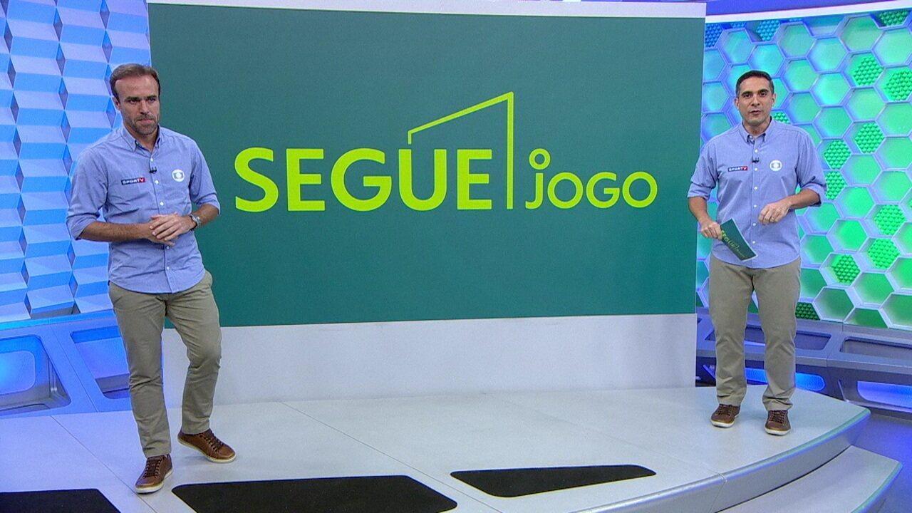 Vilani e Roger analisam jogos da nona rodada do Brasileirão no Segue o Jogo
