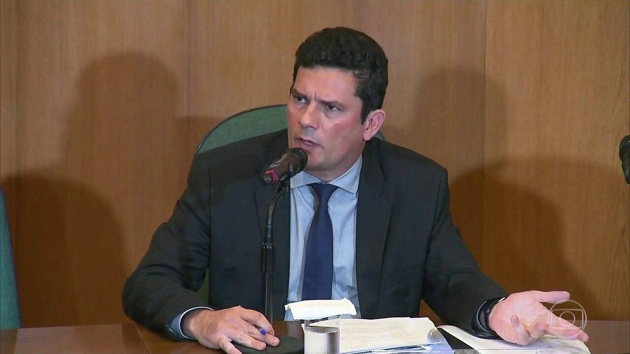 Site Intercept divulga novas conversas atribuídas a Sérgio Moro e Deltan Dallagnol