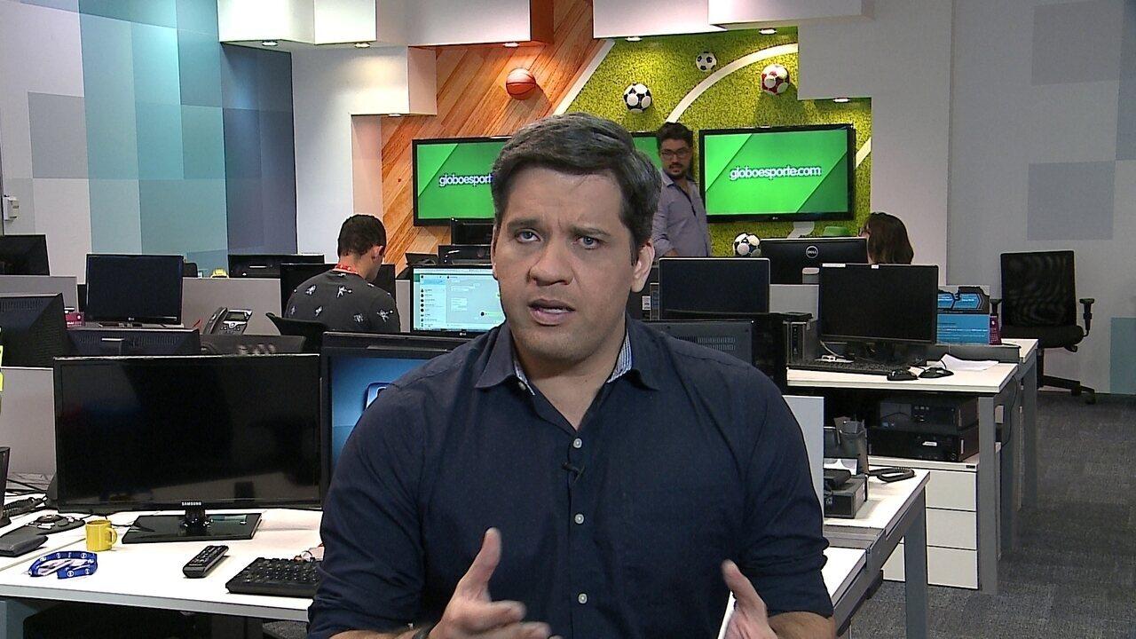 Cabral Neto fala sobre Globo-RN x Santa Cruz