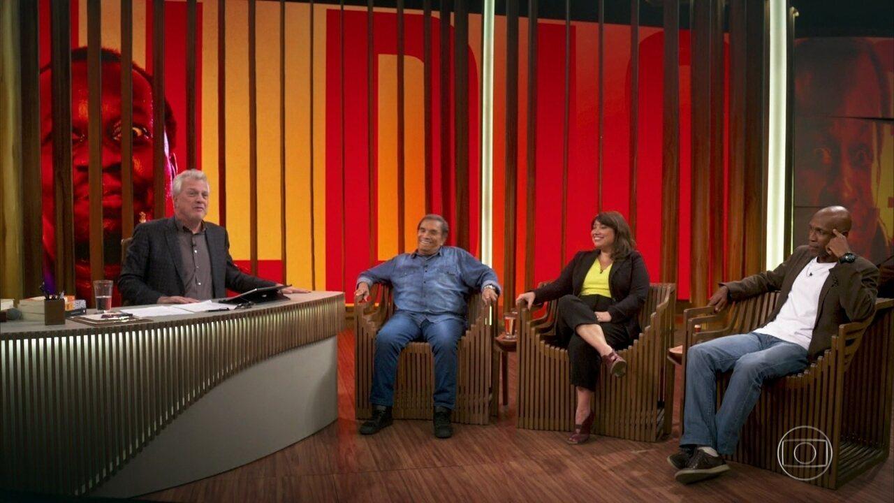 Suzanna Lira conta que Mussum não tolerava racismo
