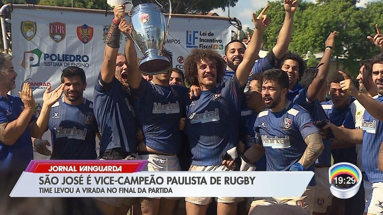 Pasteur é campeão Paulista de Rugby