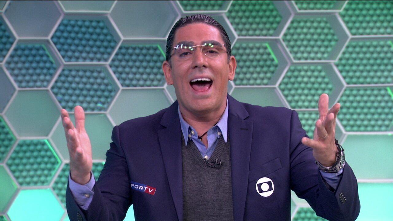 Soy Loco por Copa América - Marcelo Adnet imita Galvão Bueno