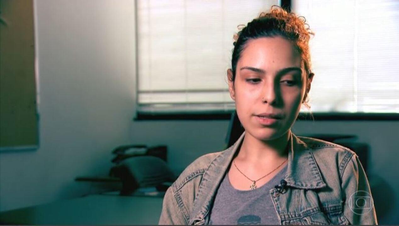 """""""A gente tinha planos"""", relembra Isabela namorada de ator assassinado em SP"""