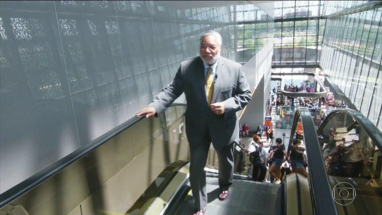 Pela primeira vez maior complexo de museus do mundo será assumido por um negro