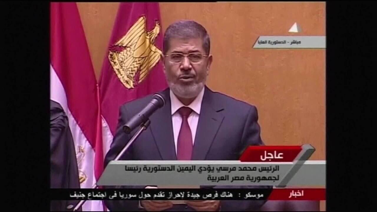 Ex-presidente do Egito, Mohamed Morsi, passa mal e morre durante audiência em tribunal