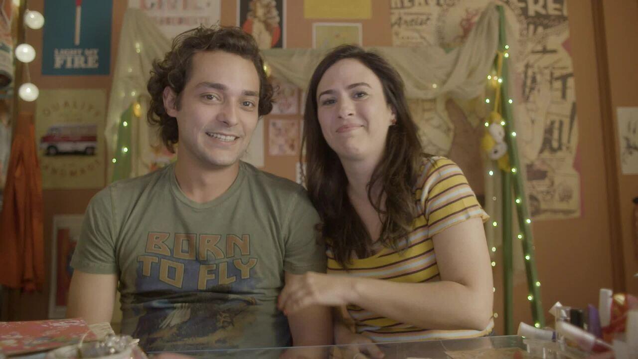 'Shippados': confira os erros de gravação com Tatá Werneck e Eduardo Sterblitch