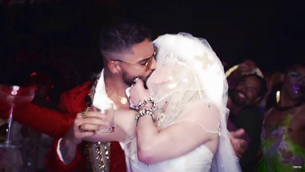 Madonna lança 14º álbum da carreira, 'Madame X', com participação de Anitta