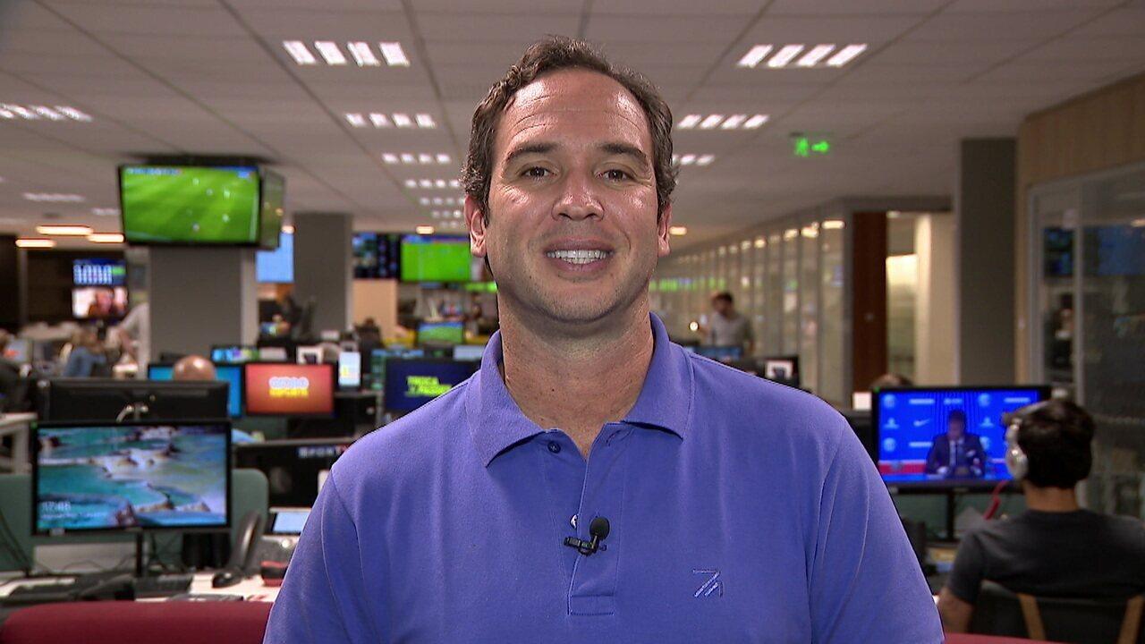 """Caio Ribeiro fala sobre volta de Neymar ao Barça: """"Não está assinado, mas está muito próximo"""""""