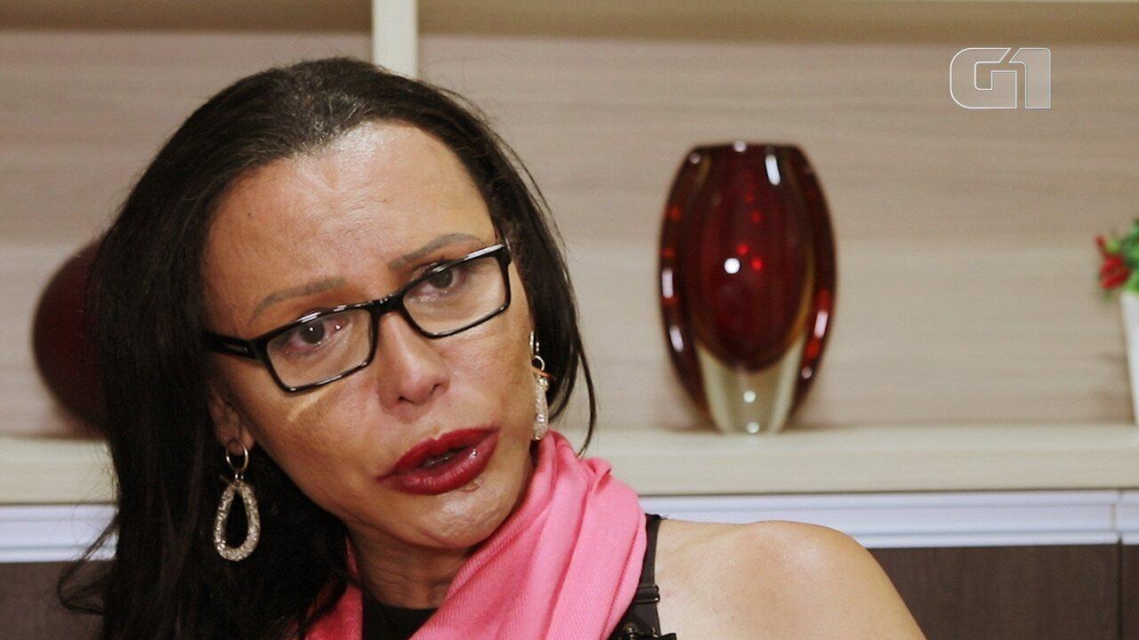 Luisa Marilac relembra morte violenta de amiga