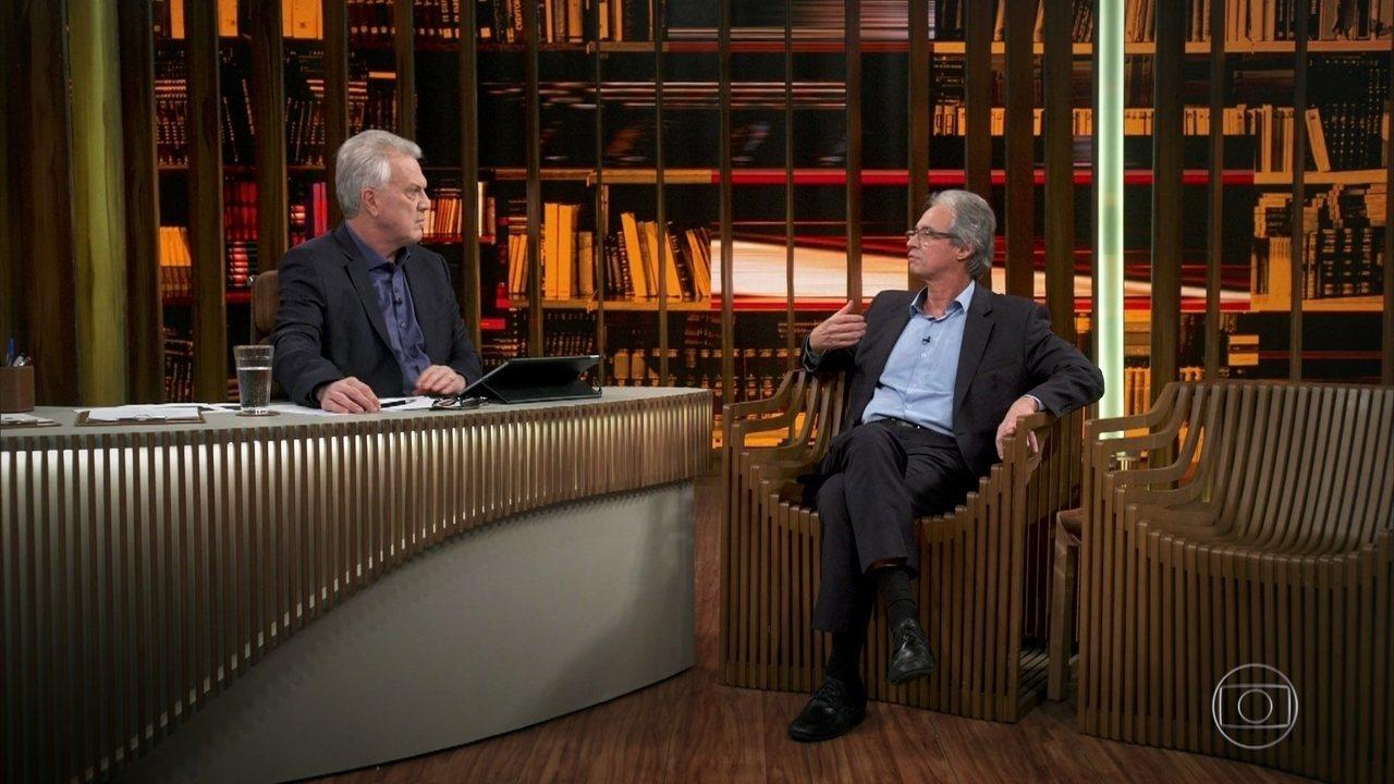 Mozart Neves Ramos fala sobre o convite para ser ministro da educação