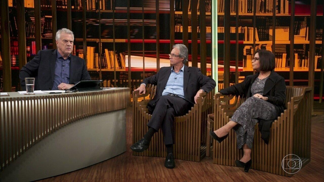 Mozart e Denise falam sobre importância das universidades públicas e das ciências humanas