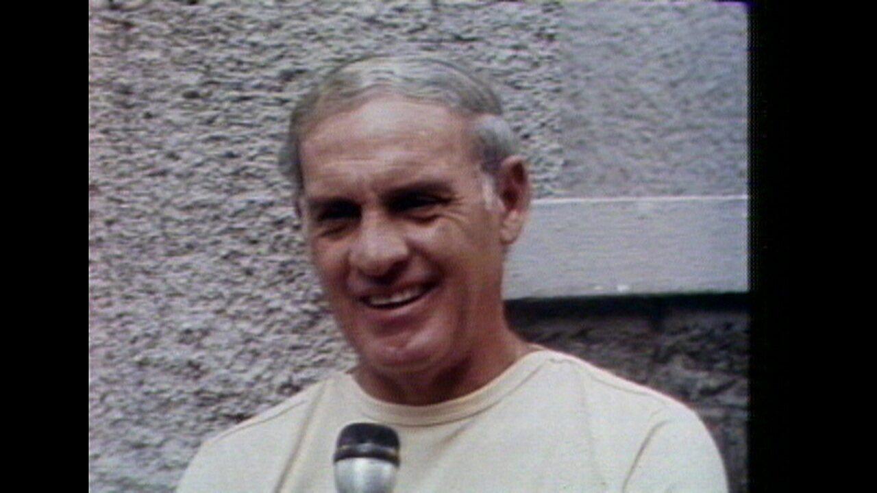Em 1978, Modesto Bria assume o comando do Flamengo