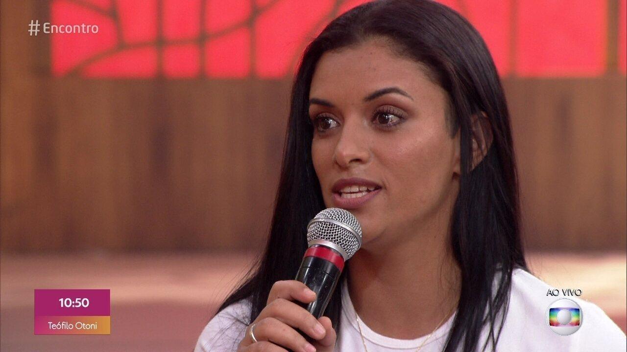 Danielle relata tratamento desumano em presídio