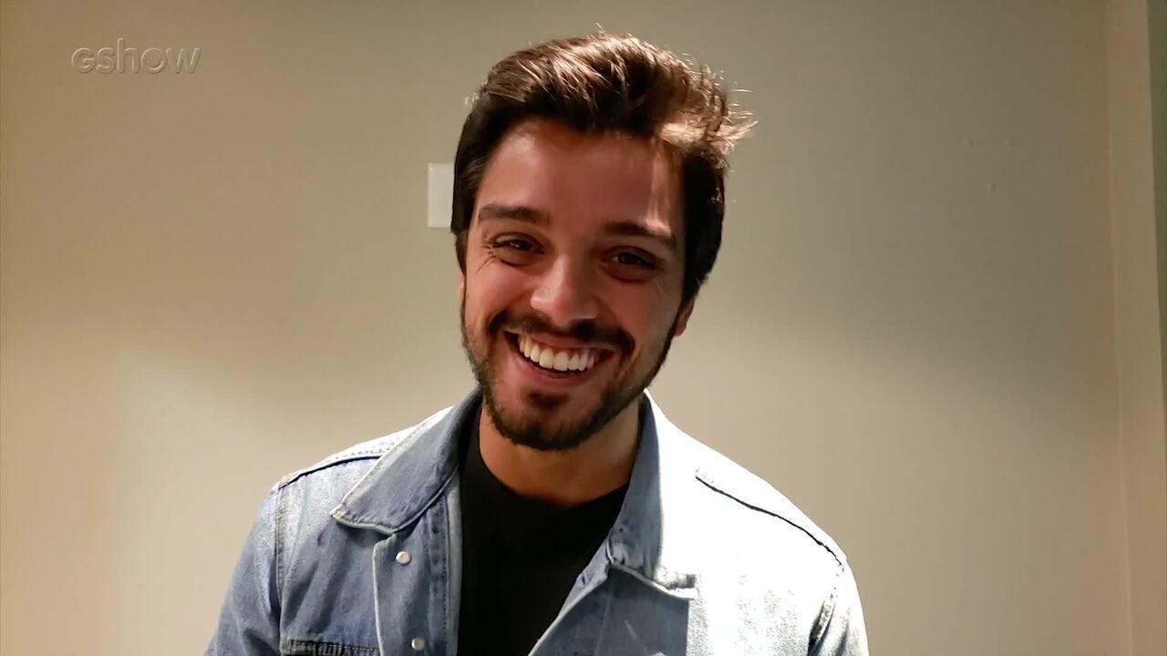 Rodrigo Simas fala sobre as características de seu signo capricórnio