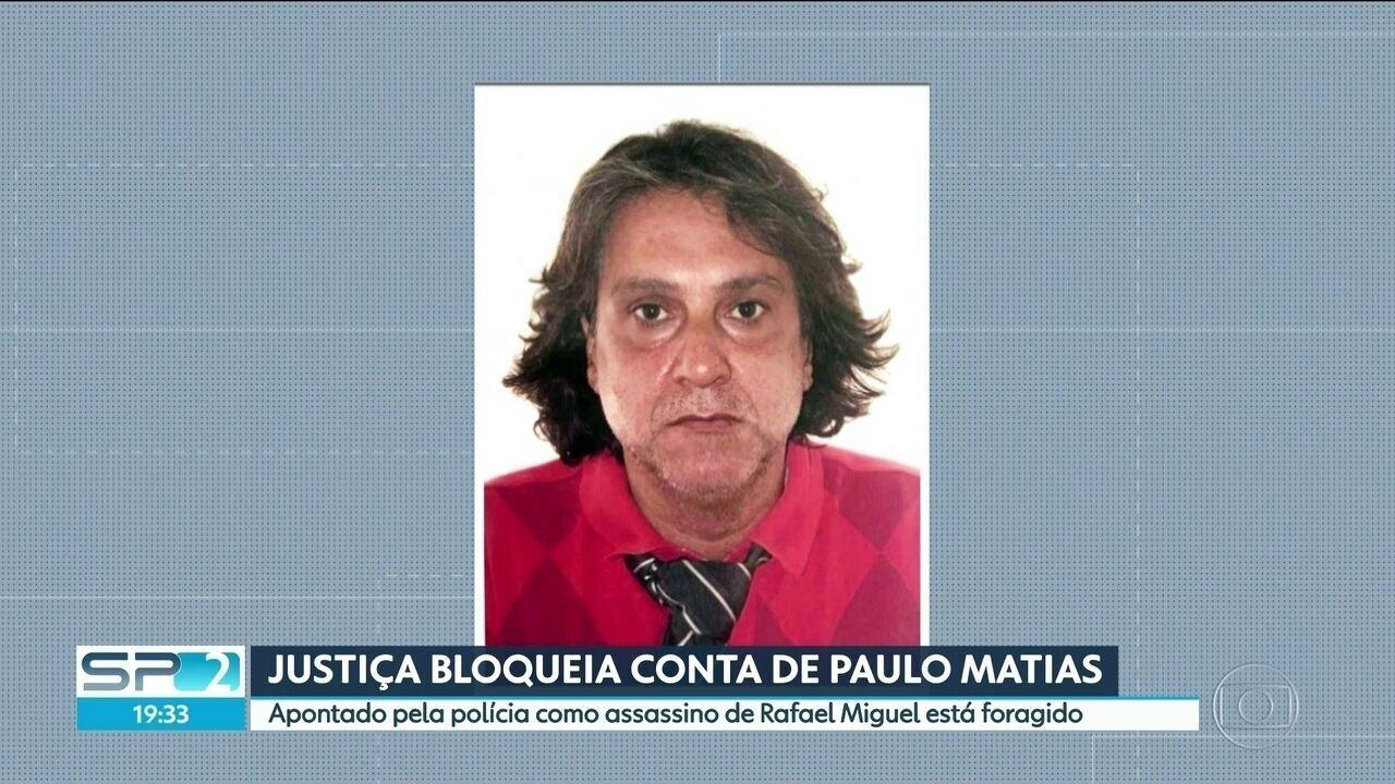 Justiça bloqueia conta bancária de Paulo Copertino Matias, acusado de matar ator