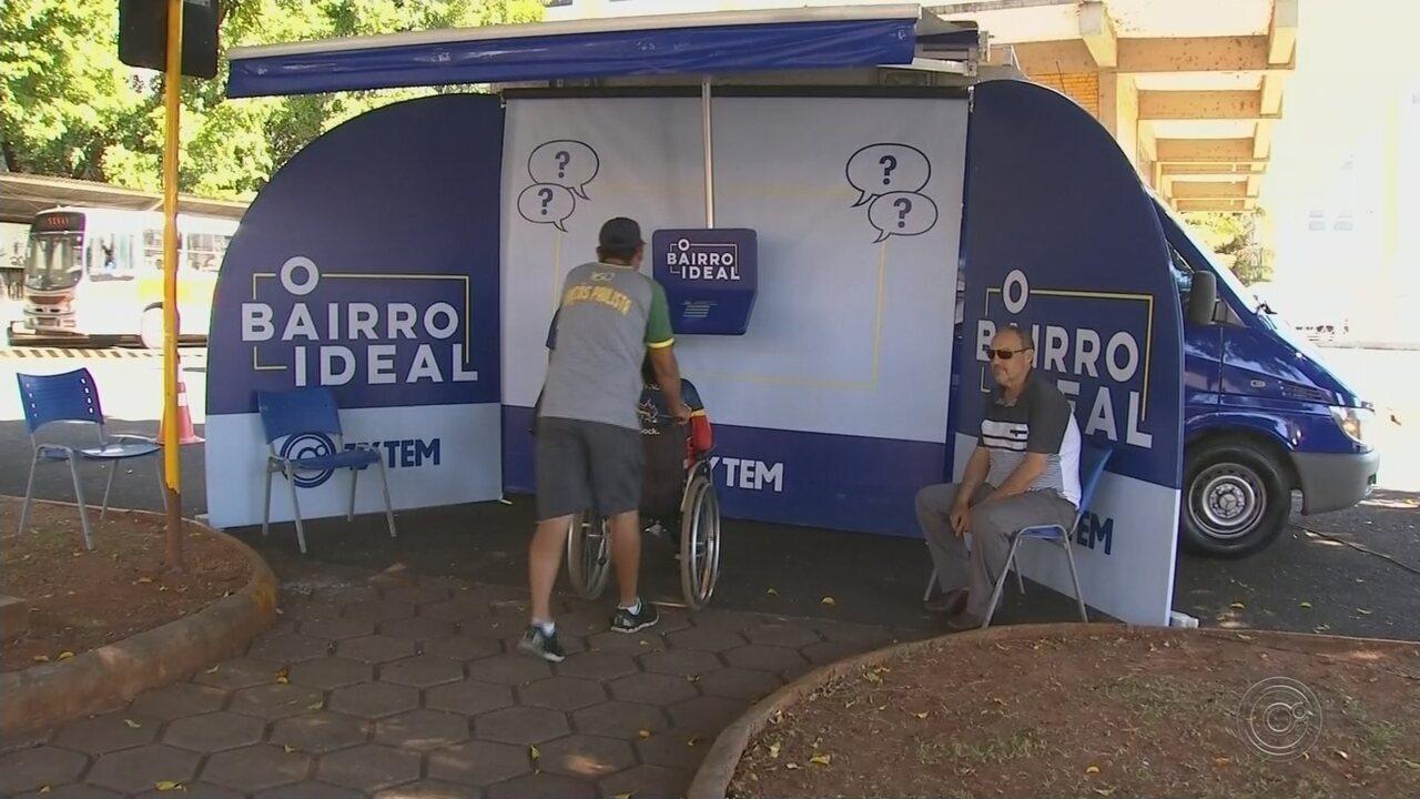'O Bairro Ideal': eleição de moradores aponta falta de emprego como principal problema